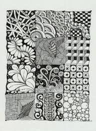 Resultado de imagen para zentangle patterns