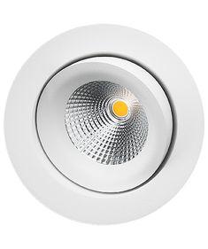Downlight LED Task Lighting, Glass Diffuser, Downlights, Beams, Indoor, Led, Table Lamp Shades, Interior, Exposed Beams