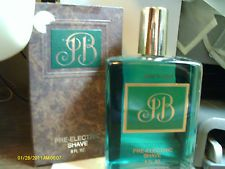 VTG BNIB MERLE NORMAN PB PRE-ELECTRIC SHAVE SPLASH LARGE 8 FL OZ ULTRA RARE