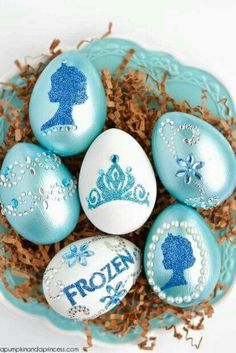 #disney #pricess #frozen #uova #pasqua
