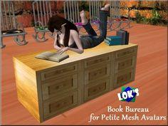 Furniture for Petites! (petite mesh avatars) in in Second Life ^^