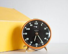 Hey, I found this really awesome Etsy listing at https://www.etsy.com/listing/196610687/german-alarm-clock-vintage-mechanical