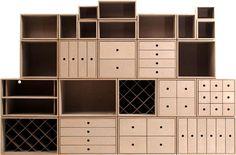 BLC収納ボックス(収納box 組み合わせ家具 ユニット家具 スタッキングシェルフ キューブボックス)
