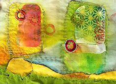 Stitch, Diana Trout
