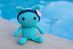 Amigurumi Cat - FREE Crochet Pattern / Tutorial