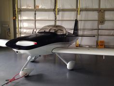 The new RV7-A. It is a fun aircraft, maneuverable and quick.