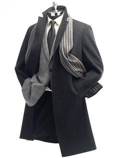 9dc5decd1df Top Coat - Black or Charcoal