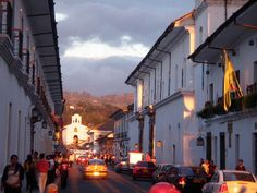 The Five Best Countries to Live In on a Budget Popayán, Colombia.