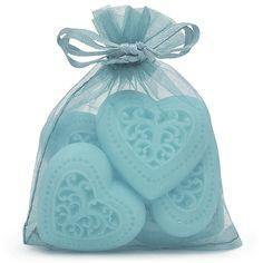Corazones de cera perfumados http://www.granvelada.com/es/regalitos/4498-corazones-perfumados-detalles.html?utm_source=Pinterest&utm_campaign=HacerJabones&utm_medium=SOCIAL&utm_publish=RSS