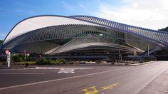 Gare de Liège - Guillemins | Flickr - Photo Sharing!