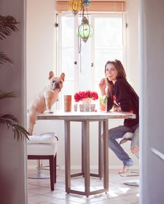 "Serinda Swan from ""Breakout Kings."" Photo by Vince Trupsin for Zooey Magazine."