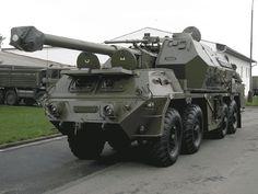 Tatra self-propelled howitzer DANA