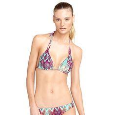 Women's Ikat Halter Bikini Top  - MAR by ViX