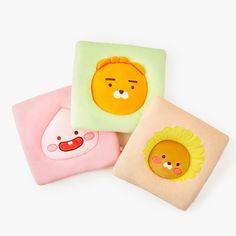 Kakao Friends Official Goods Cozy Sitting Cushion Ryan Apeach JayG Winter Home #KakaoFriends #SittingCushion