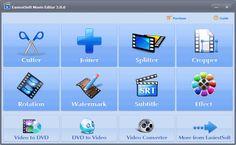 تحميل برنامج EasiestSoft Movie Editor لتعديل وقص الفيديو