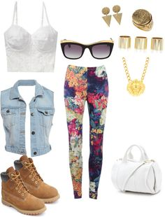 """Untitled #1"" by shesbombb-est ❤ liked on Polyvore"