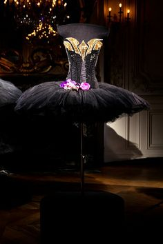 House of Worth ballet tutu