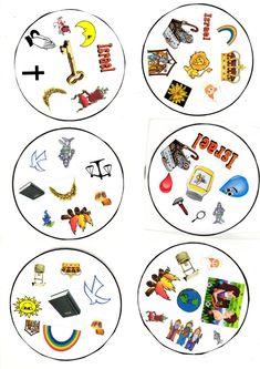 Dobble de la Bible - Ecole du Dimanche