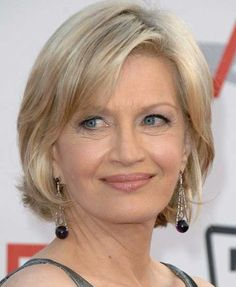 Nice Short Haircuts for Women over 50