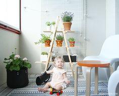 Pinjacolada: summer room / kesähuone