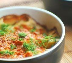 zapekane zemiaky se sýrem
