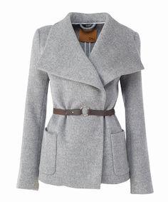 Gray Lake Eliza Merino Wool Jacket