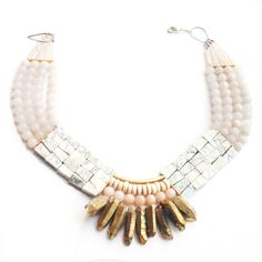 PROTEA, necklace by Irene Wood