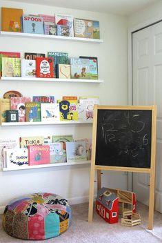 mommo design: READING NOOKS FOR BOYS