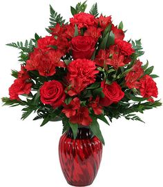 http://bit.ly/1yLfAyp - Gorgeous red flowers for Valentine's Day!