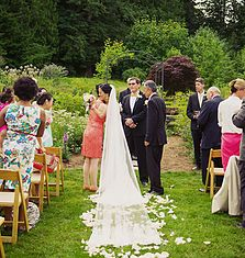 Loved working with Love Blooms Wedding & Event Design for my wedding at Storybook Farm in Redmond, WA.
