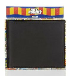 Roy of The Rovers Striking Mens Wallet [T40-9518G-S]