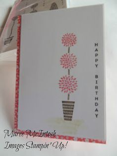 Maree McIntosh Stampin' Up Demonstrator,Australia