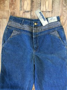 Vintage Jordache jeans with tags by inezandberyl on Etsy