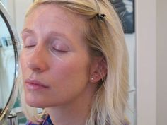 "GOOP ""How to do your own makeup for day & night"" - for some reason this little tutorial was helpful for me today!"