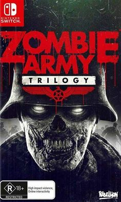 Buy Zombie Army Trilogy Nintendo Switch Game at Argos. Thousands of products for same day delivery or fast store collection. Zombie Army, Bubble Bobble, Fire Demon, Third Person Shooter, Super Soldier, Nintendo Switch Games, Single Player, Argos, Best Memories