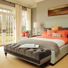 Good bedroom color scheme
