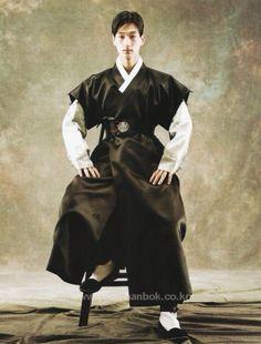 Korea dress Hanbok