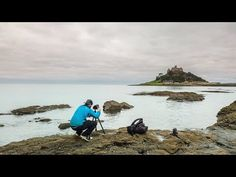 Photography at St. Michael's Mount & State of the Vlog Address