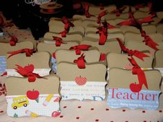 Back To School Teacher Gift by DawnSeibert - Cards and Paper Crafts at Splitcoaststampers