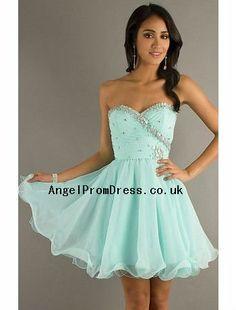 Short Formal Dance Dresses