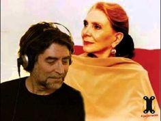 Joaquín Sabina y María Dolores Pradera. La flor de la canela - YouTube