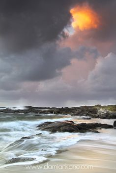 Sanna Bay, Ardnamurchan Scotland by DamianKane Beautiful World, Beautiful Places, Beautiful Pictures, England Ireland, Sky And Clouds, See Picture, Nature Photos, Vacation Spots, Travel Pictures
