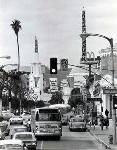 Los Angeles, 1970s