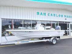 Used 2014 Tidewater Boats 1900 Bay Max In Stock, Fort Myers, Fl - 33916 - BoatTrader.com