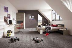 DivDieses Trendige Jugendzimmer Uberzeugt Durch Funktionalitat Und Modernes Design Eine Frische Gestaltung