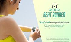 MOOV's Beat Runner debuts on Apple Watch Series 3