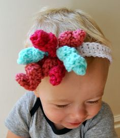 How to Crochet a Curlicue . . . and a Crochet Korker Bow Headband!