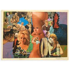 Playboy Collage No. 87