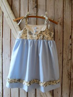 Adele Twirl Easter Dress PDF Pattern Tutorial Easy for babies toddlers and girls