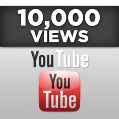 give you 10.000 YouTube views for $5 - SEOClerks